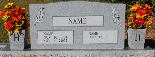 Granite Memorials & Monuments Augusta, Warrenton GA & CSRA